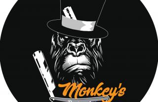 Monkey's barber shop & salon fryzjerski Legionowo