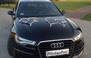 Auto do ślubu Nowa Słupia