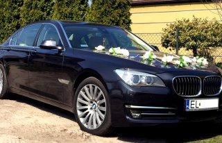 Luksusowa limuzyna do ślubu BMW 730ld  Łódź