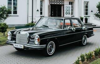 Samochód zabytkowy do ślubu, wesela - MERCEDES W108 !!!  Łubiana
