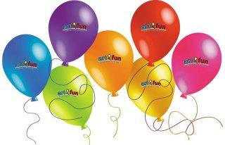 Pompowanie balonów helem Zielona Góra
