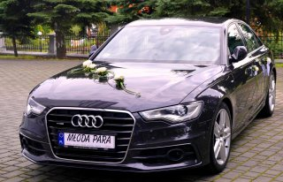 AUDI A6 S-LINE 3.0 quattro>>550zł>>MIKA RENT-tel.695955869  Bochnia