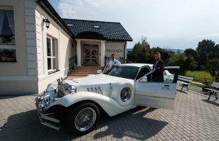 ProjektLove wyjątkowe samochody do ślubu Wadowice