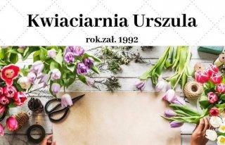 "Kwiaciarnia ""Urszula"" Ciechocinek"