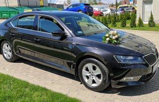 auto do ślubu, samochód na wesele Niepołomice