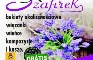 Kwiaciarnia Szafirek i Sklep Modne dziecko Wałbrzych