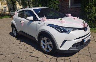 Auto do ślubu  Leszno