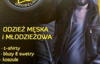 Odzież Męska Grobelny 77 Jarocin Jarocin