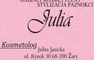 Gabinet kosmetyczy Julia Żary