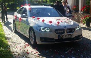 Do ślubu BMW serii 5 lub 7 - Żywiec i okolice Żywiec