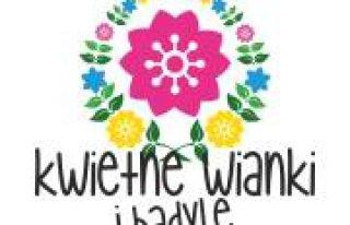 Kwietne wianki i badyle - kwiaciarnia Poznań