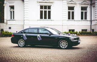 LIMUZYNA BMW 750Li E66 Białystok