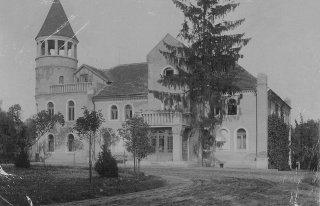Zamek Gutów Ostrów Wielkopolski
