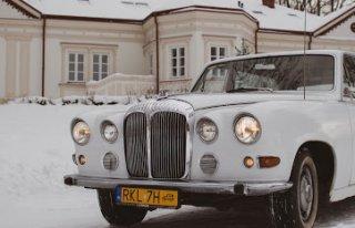 JAGUAR DAIMLER DS420 do ślubu oraz na inne imprezy okolicznościowe  Kolbuszowa