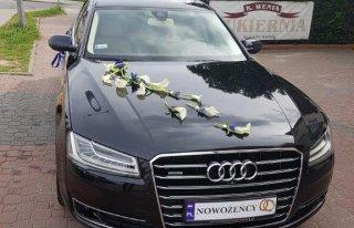 Samochód Do Ślubu Audi A8L Lebork