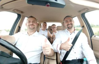 RETRO BAND - Zespół muzyczny na wesele lubelskie i mazowieckie. Dęblin