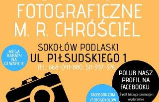 Studio Fotograficzne M. R. Chróściel,  Sokołów Podlaski Sokołow Podlaski