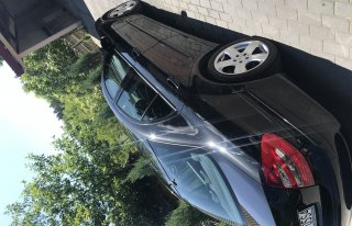 Mercedes E W211 czarny! Grabów nad Prosną