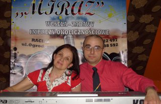 Zespół muzyczny MIRAŻ - Tuchola/Chojnice Raciąż