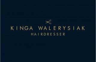 Kinga Walerysiak Hairdresser Łódź