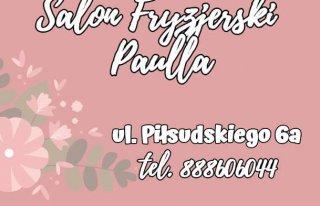 "Salon Fryzjerski ""Paulla"" Strzelin"
