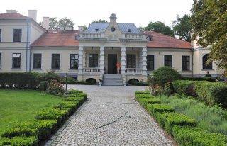 Pałac w Dłutowie Lidzbark