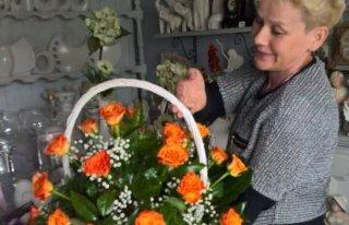 """Kwiaciarnia """" Rękodzieło u Eli """" Suchan"""