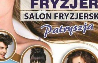 Patryszja salon fryzjerski Ostróda