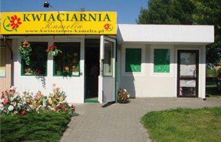 Kwiaciarnia Kamelia Sandomierz