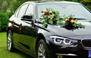 Samochód do Ślubu NOWE BMW 320d Wolbrom