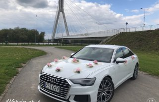 Audi A6 C8 S-line Quatrro rocznik 2019 *JEDYNE NA PODKARPACIU*  Rzeszów