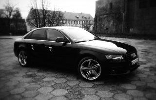 AUDI A4 B8 do ślubu Elbląg warmińsko - mazurskie Elbląg