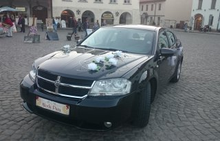 Dodge Avenger na ślub Lublin