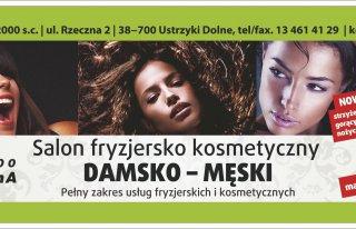 Salon Fryzjersko Kosmetyczny Panorama 2000 Ustrzyki Dolne