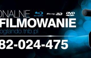 WIDEOFILMOWANIE/ STUDIO-VIDEO GLANDO Starogard Gdański
