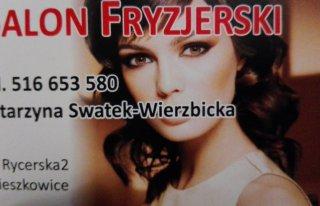 Salon Fryzjerski Kasia Swatek Wierzbicka Mieszkowice