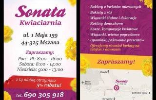 Kwiaciarnia Sonata Wodzisław Śląski