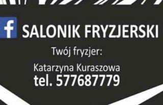 Salonik fryzjerski  Katarzyna Kuraszowa Białystok
