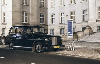 Samochód na ślub - Taxi London Katowice