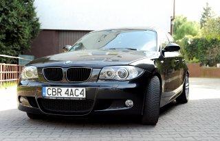 BMW 1 do ślubu Brodnica