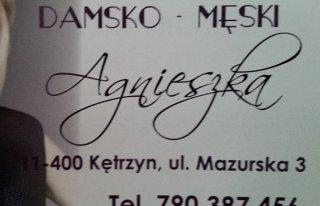 """Salon Fryzjerski """"Agnieszka"""" Kętrzyn"""