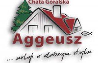 Chata Góralska Aggeusz SPA - Noclegi w Wiśle Wisła
