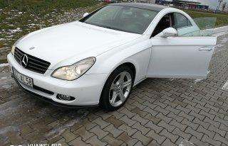 BMW E38 735i V8 i Mercedes CLS 500 AMG do ślubu Gliwice