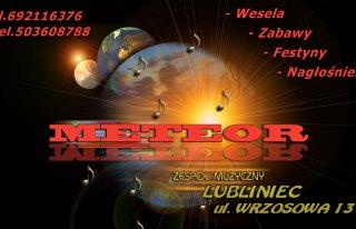 Zespół Muzyczny METEOR Olesno