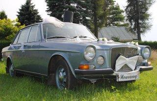 Volvo 164 z 1971r. i Polonez Borewicz do ślubu Pabianice