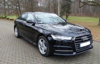 Audi A6 - 2017 Limusine, S-line Teresin