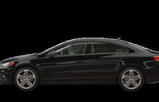VW CC w bogatej wersji oraz autokary do przewozu gości Lipsko
