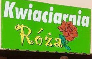 """Kwiaciarnia """" Róża"""" Rzepin"""