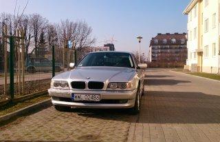 BMW 7 Ząbki