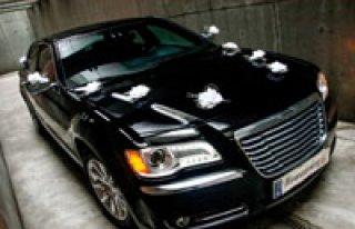 Auto do ślubu - Nowy Chrysler 300 - Kraków Kraków